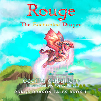 Rouge the Enchanted Dragon
